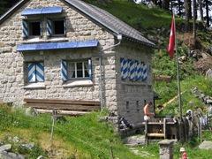 Tresch Hütte 1475m