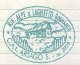 Hüttenstempel Alpe il Laghetto
