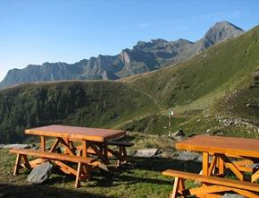 Blick von Alpe il Laghetto