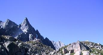 Albigna Hütte 2