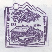 Albigna Hütte