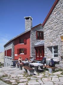 Forno Hütte